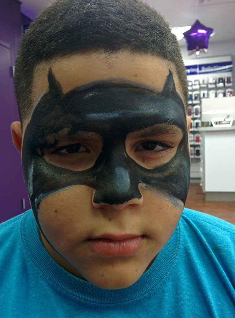 Face Painting Orlando Rates